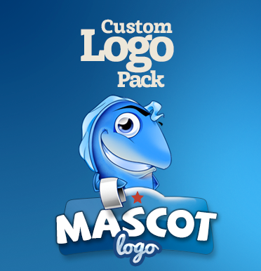 Custom-designed-Mascot-Logo-Pack