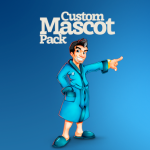 Custom-designed-Mascot-Pack