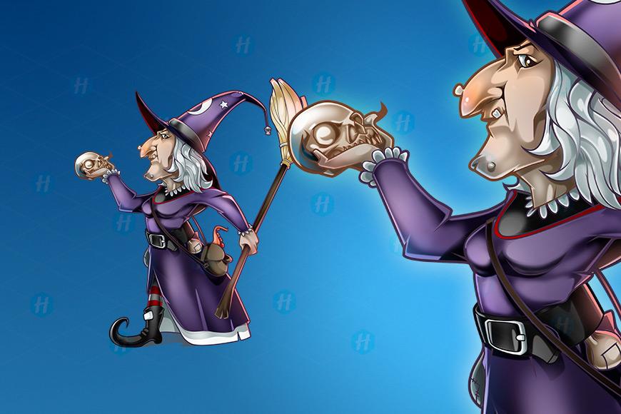 Halloween-Witch-Cartoon-Design-by-HipMascots