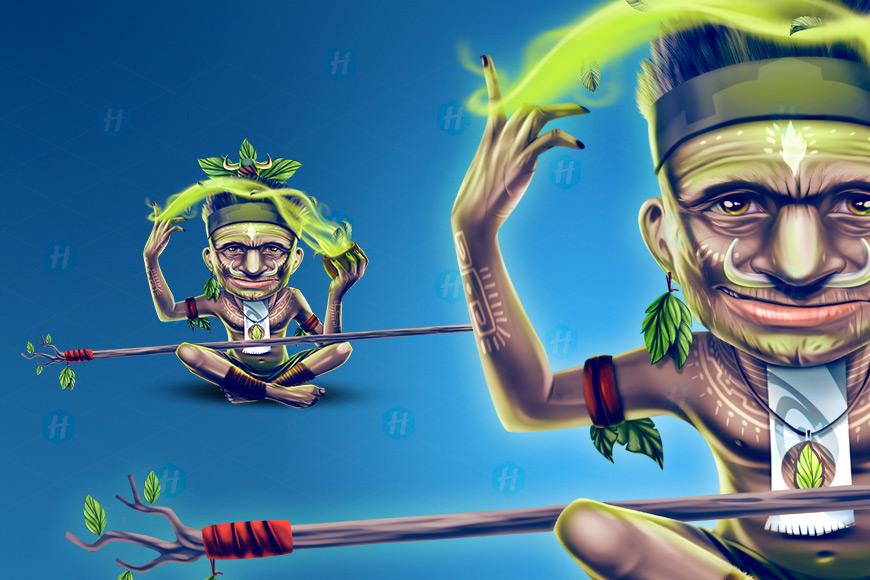 Mister-Kratom-Cartoon-Design-by-HipMascots