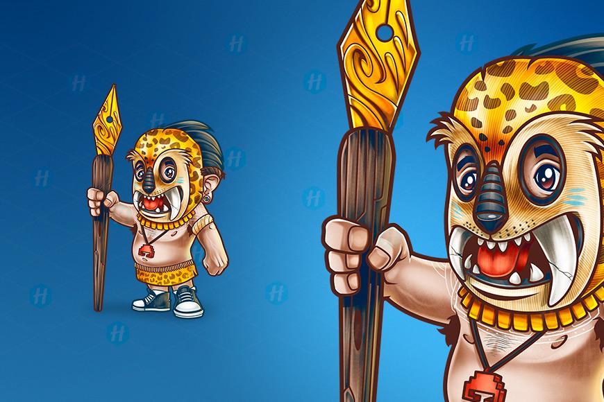 Yoac-Illustrator-Cartoon-Design-by-HipMascots