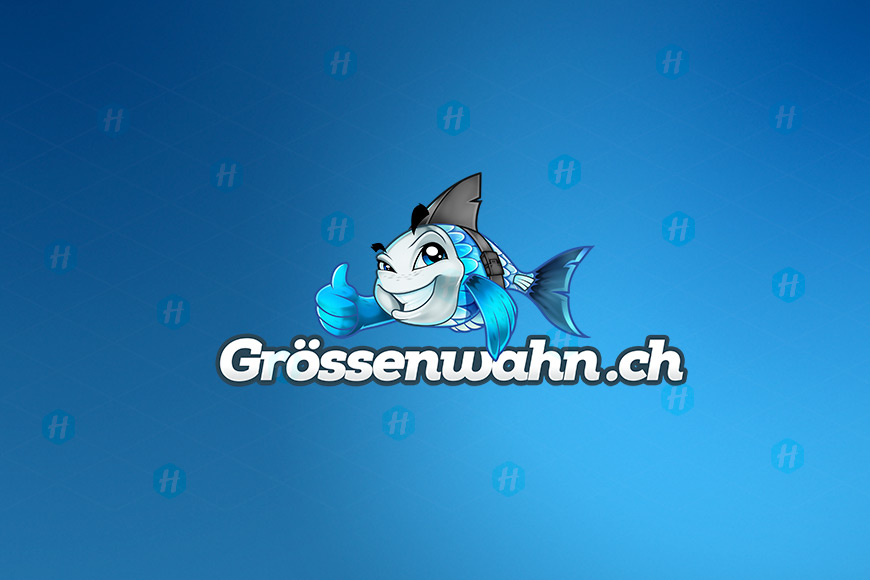 Grossenwahm-Printers-Cartoon-Logo-Design-by-HipMascots