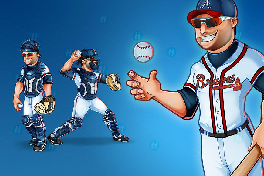 Xan-Barksdale-Baseball-Player-Cartoon-by-HipMascots